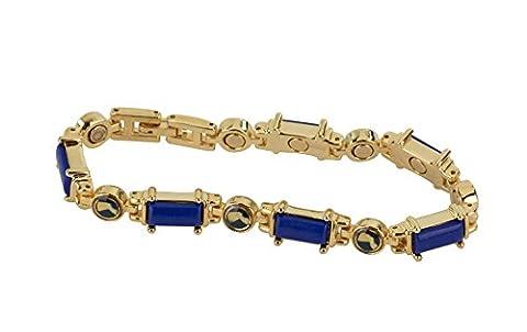 Bracelet Magnétique à l'Effigie de Nefertiti - Porte-chance Egyptien -