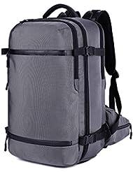 Business Laptop Rucksack Wasserdichte Anti Diebstahl Backpack 15,6 Zoll mit Passwortsperre USB Ladeanschluss College Daypack Outdoor Reise Tasche für Männer Frauen Damen Herren