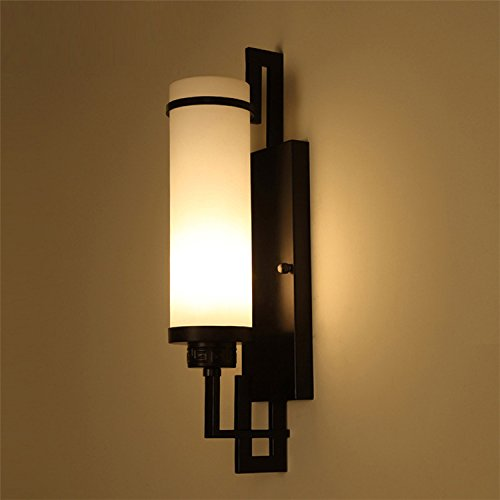 PYL-die neuen chinesischen stil hotelzimmer mit lampe wand lampe einfache wohnzimmer balkon lügen - gang,3.,16 * 45cm