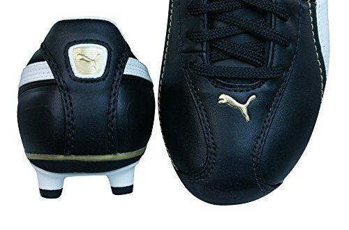 Jovens Puma Stollen Jovens Puma Sapatos Preto qww1nRgz