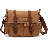 FANDARE Nuevo Bolsa Mensajero Messenger Bag Crossbody Bolso Bandolera  Shoulder Bag 14 Pulgadas Portátil Estudiante Viaje a82196c136f