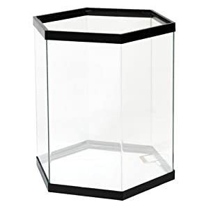 72gal Bow Front Aquarium Black (48x18x22)