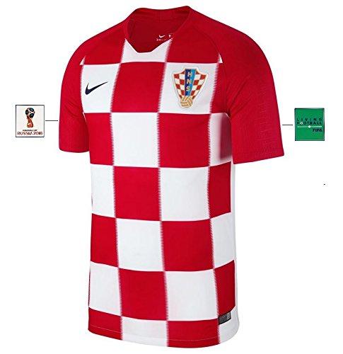 Kroatien Trikot Herren WM 2018 Home (L)