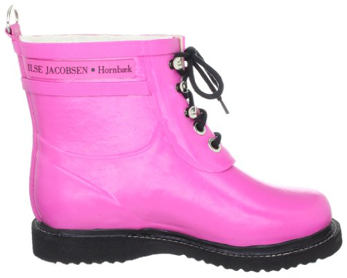 Ilse Jacobsen RUB2 Damen Kurzschaft Gummistiefel Pink (Pink 31)