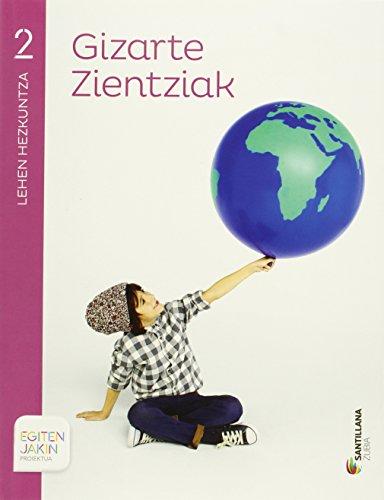 GIZARTE ZIENTZIAK 2 LEH EGITEN JAKIN - 9788498944754 por Batzuk