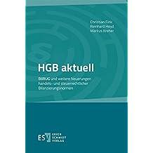 HGB aktuell: BilRUG und weitere Neuerungen handels- und steuerrechtlicher Bilanzierungsnormen