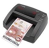 Olympia NC 325 Automatisches Geldscheinprüfgerät (Updatebar, LCD-Display, Integrierter Geldzähler, Mobiler Banknotenprüfer für Euro-Noten)