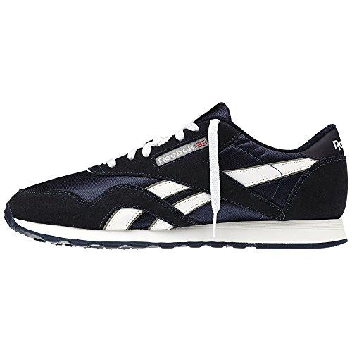 Reebok Classic Nylon Herren Sneakers blau