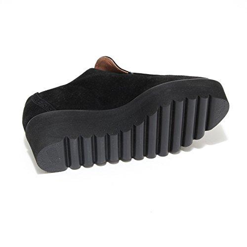 4548L scarpe donna PALOMITAS scarpe shoes women Nero