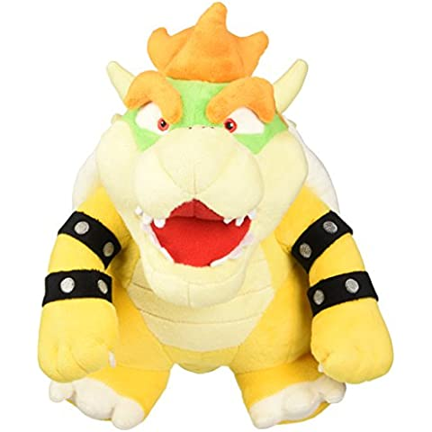 Together Plus PELNIN005 - Mario Bowser Peluche, 24cm