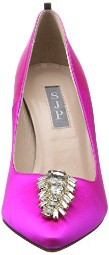 SJP by Sarah Jessica Parker Damen Tempest Pumps Pink (Candy Satin)