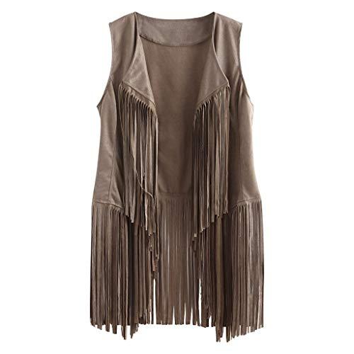 PinkLu Weste Puffer Mantel Frauen Gilets Stand Kragen Leichte Gepolsterte Jacken Gesteppte Weste Reißverschluss Taschen - Gilet De Kostüm Beige