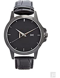 KILLER Analogue Black Dial Men's Watch - KLW205F
