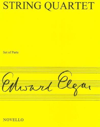 Elgar String Quartet Op.83: Parts. Für Streichquartett
