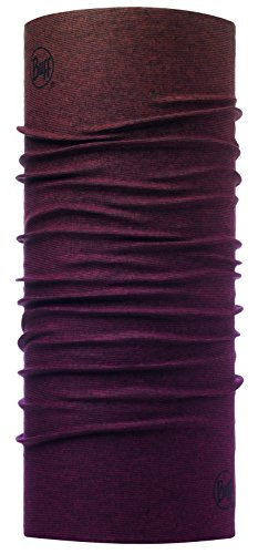 Original Buff 115188.403.10.00 Tubular de Microfibra, Hombre, Rojo, Talla Única