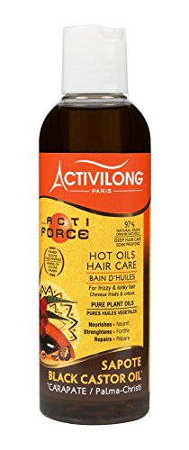 Activilong Actiforce Bain d'Huiles Carapate Sapote 200 ml