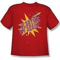 Astro Pop-Blast Off-Maglietta per
