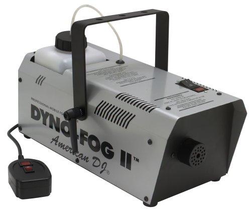 ADJ DYNOFOG 1000 Fog-Maschine (1000 Watt) mit (Nebelmaschine Watt 1000)