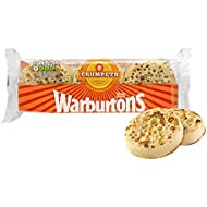 Warburtons Crumpets - 9 Pack