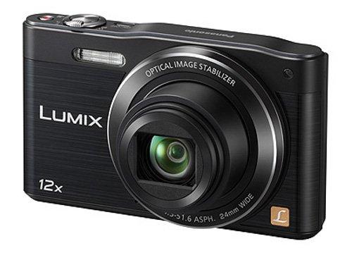 Panasonic DMC-SZ8EG-K Travellerzoom Kompaktkamera (16 Megapixel, 12-fach opt. Zoom, 7,6 cm (3 Zoll) LCD-Display, Full HD, WiFi) schwarz