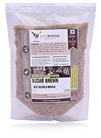 Jivabhumi Organic Sugar Brown, 1 kg