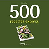 500 recettes express