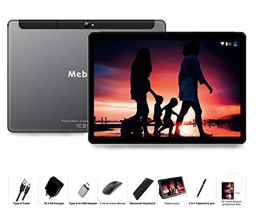 MEBERRY Tablet 10 Pulgadas Android 9 Pie Ultrar Rápido