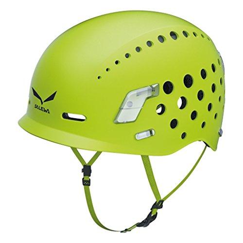 Salewa Duro Helmet - Casque d'escalade, Unisex, Vert, L/XL