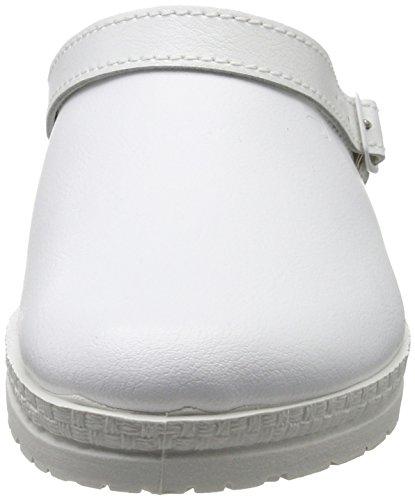 Rohde Neustadt 1440 00, Sabots Femme Beige (blanc)