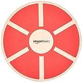 AmazonBasics Balancebrett aus Holz, Rot