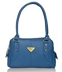 Fantosy Women's Handbag (Blue,FNB-377)