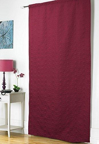 rideau-de-porte-thermique-anti-courants-dair-5-couleurs-pierre-bordeaux-prune-noir-ou-vert-bordeaux