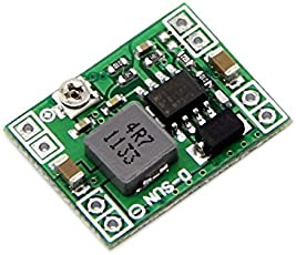 DC-DC Step Down Voltage Converter