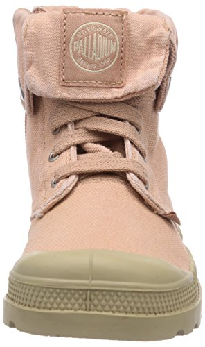 Baggy putty Unisex salmon Palladium Pnk 670 Desert Zipper kinder Boots Pink w1pdgzqp