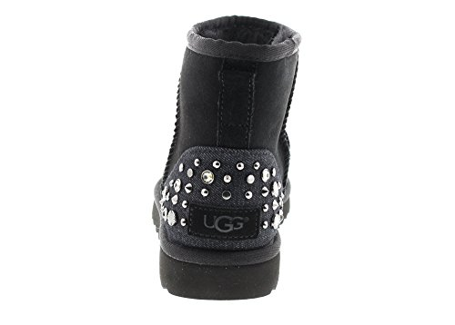 Ugg Mini Studded Bling Black