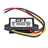 Bob Temple322000 Bob Temple322000 Hohe Energieeffizienz Stromversorgungsmodul Wasserdichtes CPT-UL-1 5 V bis 12 V 3A 15 W DC-DC-Wandler-Regler CPT-Auto-Spannungswandler-Abwärtsmodul