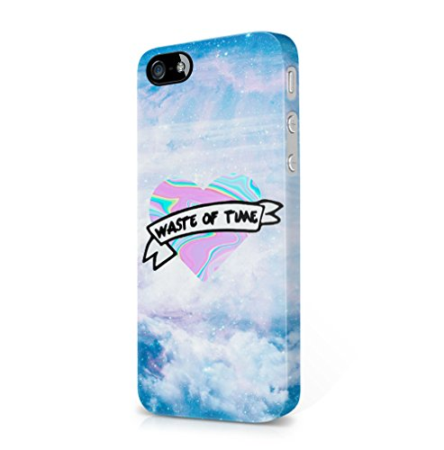 waste-of-time-holographic-tie-dye-heart-stars-space-apple-iphone-5-iphone-5s-iphone-se-snapon-hard-p