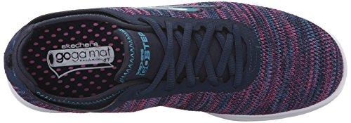 Skechers Go Step Prismatic Women's Scarpe da Fitness - SS17 Navy blue