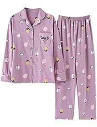 33371f699536 Amazon.it  Nuovo - Pigiami e camicie da notte   Donna  Abbigliamento