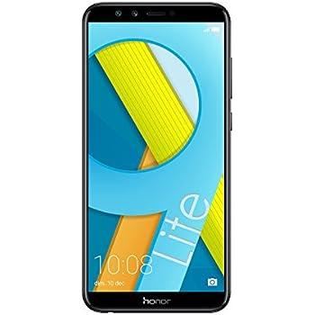 Honor 9 Lite Smartphone (14,35 cm (5,65 Zoll) FHD+ Display, 32 GB interner Speicher und 3 GB RAM, Dual-Sim, Android 8.0) Midnight Black