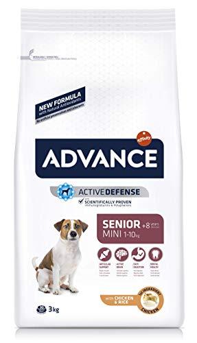 Advance Senior Mini - Pienso Perros Edad Avanzada