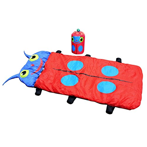 kids-sleeping-bag-leshp-portable-lightweight-childrens-warm-sleep-bed-with-cute-animal-beetle-for-ou