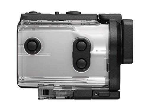 Sony FDR-X3000R 4K Action Cam mit BOSS (Exmor R CMOS Sensor, Carl Zeiss Tessar Optik, GPS, WiFi, NFC) mit RM-LVR3 Live View Remote Fernbedienung, weiß - 21
