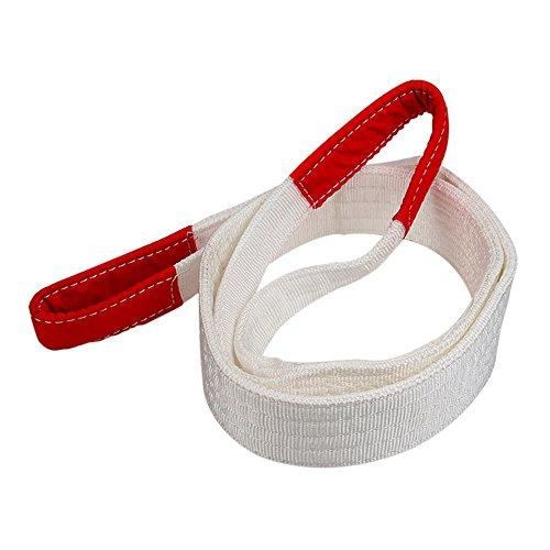 Lifemaison 1/2/3 Meter Endlose industrielle anhebende Schlinge des flachen Gurtbandschlingens (Web Schlinge)