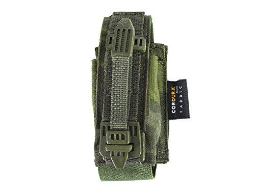 BE-X Magazintasche 40mm, für MOLLE, für eine 40mm Gewehrgranate - multicam tropic