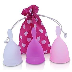 Menstruationstasse CozyCup SPORT BPA-frei und vegan – Nachhaltige Menstruationstassen für sportliche Frauen
