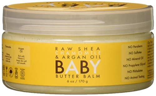 Shea Moisture Raw Shea Baby Skin Eczema Therapy 170g - 6 Oz Shea-butter