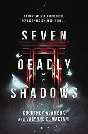 Book Cover Link For Seven Deadly Shadows
