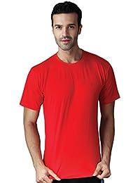 [Sponsored]VSTAR Men Round Neck Cotton T-Shirt