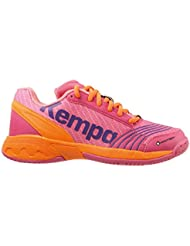 Kempa Attack Junior, Zapatillas de Balonmano Niñas